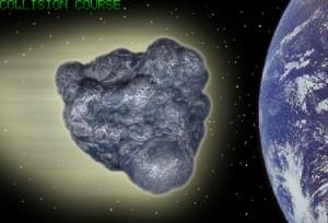 Asteroid drejt tokes