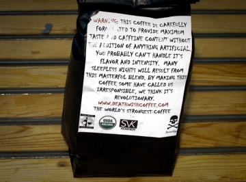Kafeja më e fortë në botë