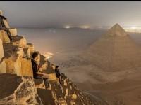 Imazh nga Piramida e Gizas