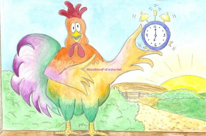 Ora e brendshme e gjelit
