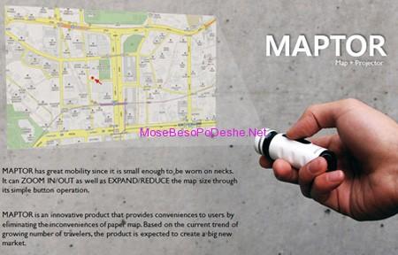 Map Projec-tor