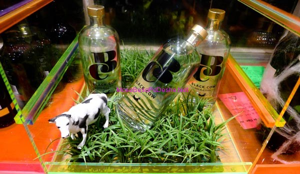 Vodka me qumësht lope black cow