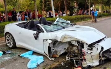 aksident me makine