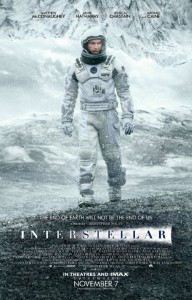 Interstellar 2014 Filmi