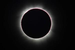 Eklipsi i diellit i plote!