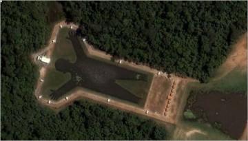 Liqeni në Sao Paolo të Brazilis.