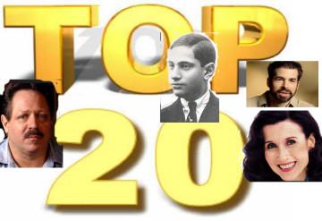 20 njerezit me te famshem ne bote! Pjesa 1