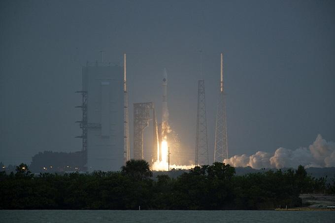 Niset drejt stacionit të hapësirës anija Cygnus (Video)