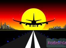 Fluturimet me te shkurtra me avion!