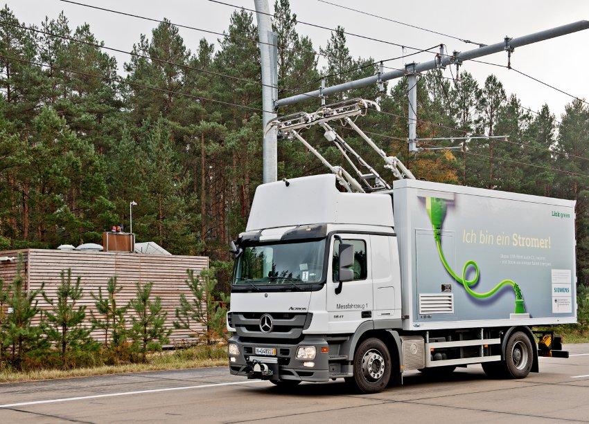 Bëhen rrugët e para elektrike në Botë!
